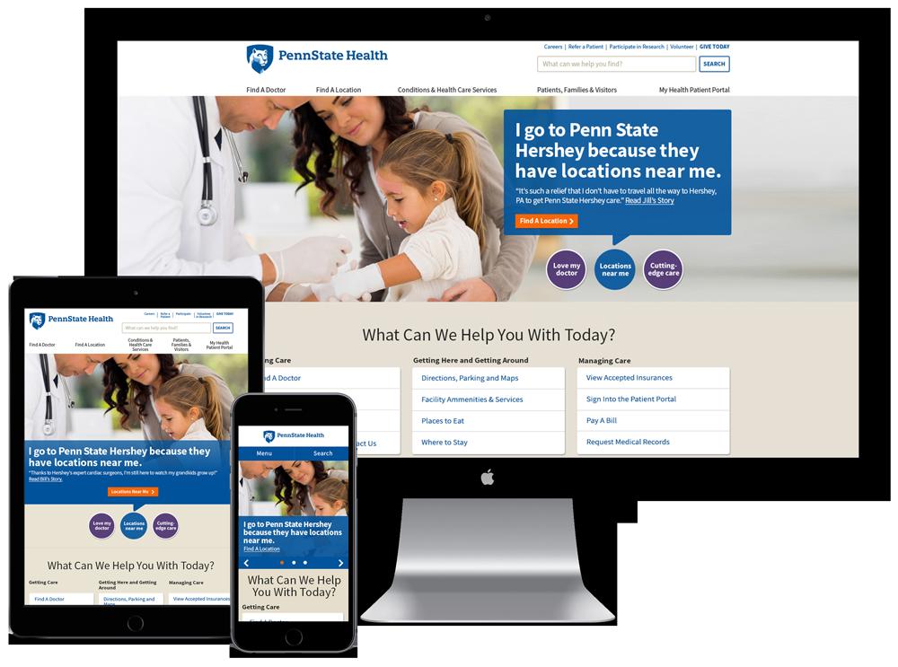 Penn state hershey portal app